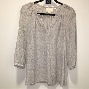 Cynthia Rowley 100% Silk Top - Large